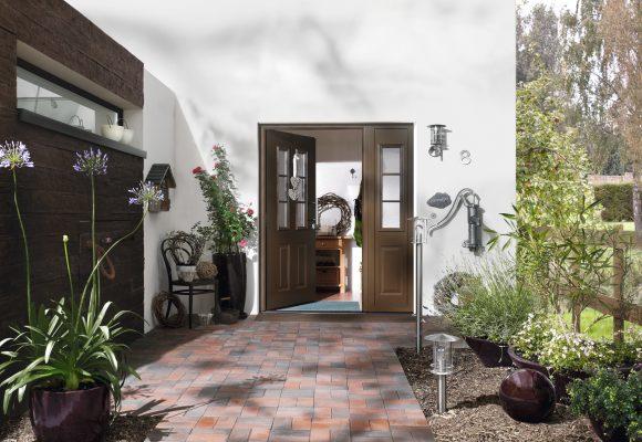 Haus- und Eingangstüren